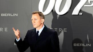 Daniel Craig feiert 50. Geburtstag: Das Älterwerden kann auch Mr. Bond nicht aufhalten