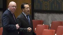 Aufschub im UN-Sicherheitsrat: China blockiert Nordkorea-Sanktionen