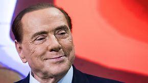 81-Jähriger will regieren lassen: Berlusconi strotzt vor Selbstbewusstsein