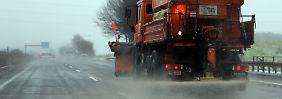 Kurioser Crash in der Pfalz: Wetterwechsel löst Staus und Unfälle aus