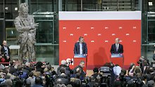 """""""Die Zeit läuft davon!"""": Deutsche Wirtschaft drängt GroKo zum Handeln"""