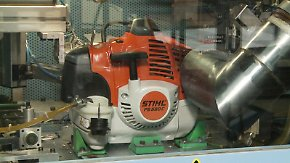 n-tv Dokumentation: Mega Brands - Stihl