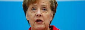 """""""Schnell mit Arbeit beginnen"""": Merkel hofft, dass sie gewählt wird"""