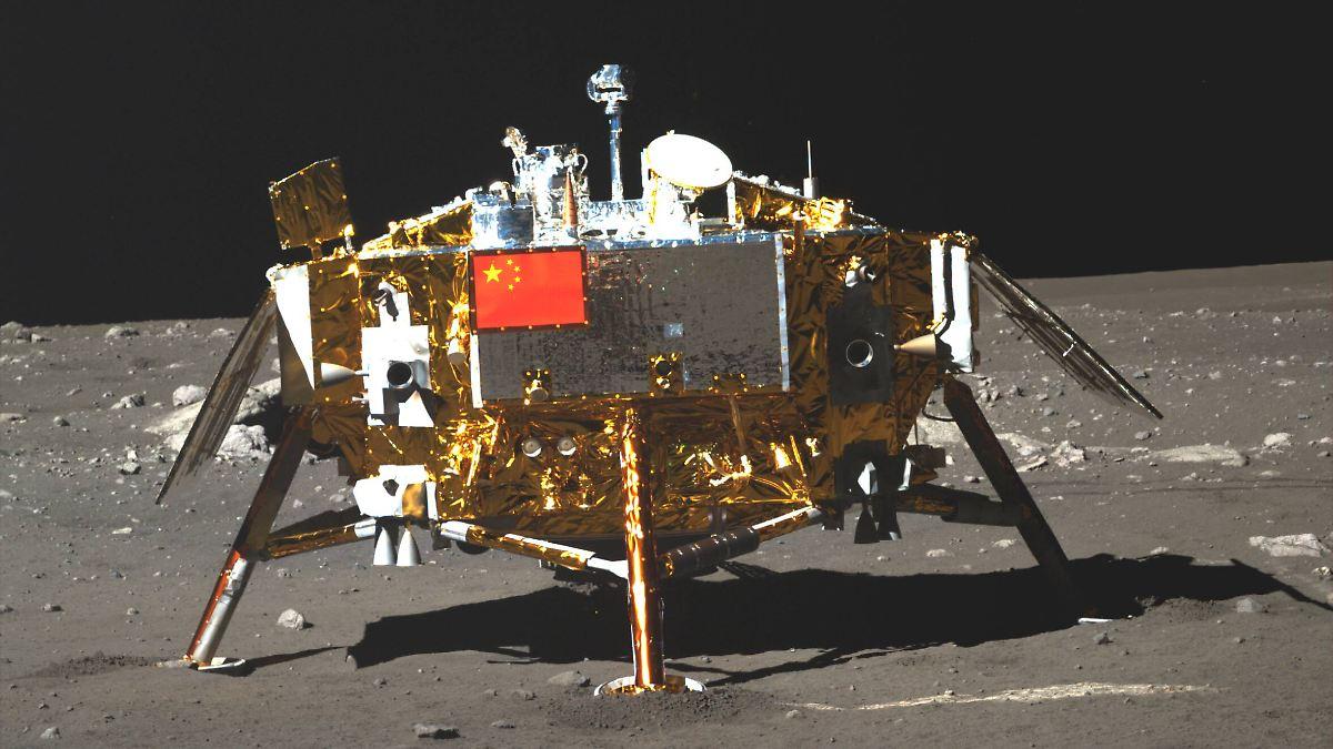 Russland und China kooperieren auf Mond