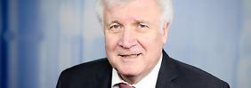 """Ab nach Berlin: Der """"alte Horst"""" muss jetzt wirklich gehen"""