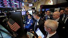 US-Börsen auf Erholungskurs: Ölmarkt schiebt Wall Street an