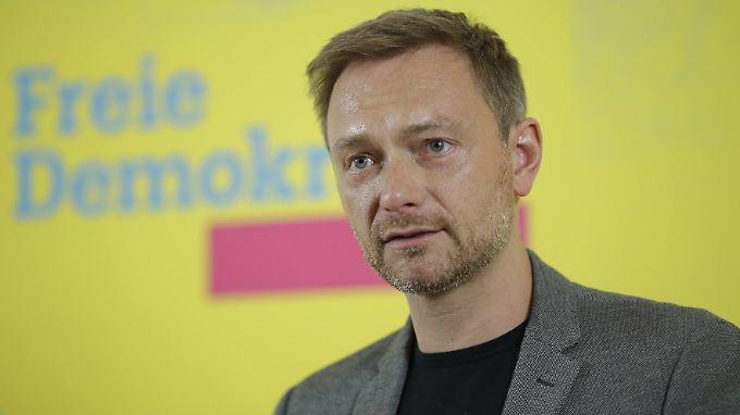 Für FDP-Chef Christian Lindner ist der Digitalisierungsplan der neuen Regierung zu halbherzig.