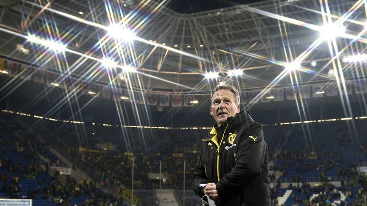 BVB-Boss Hans-Joachim Watzke kennt den künftigen Trainer seiner Dortmunder Borussia schon.