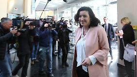 Auf dem Weg zur Digitalisierung: Dorothee Bär wird Staatsministerin im Kanzleramt.