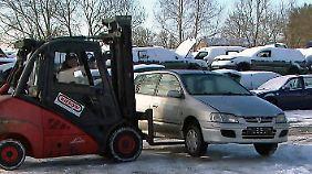 Verschrottung statt freie Fahrt: Hersteller holen alte Dieselwagen von der Straße