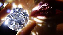 Begehrt, aber gefährlich: Diamanten als Geldanlage