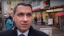 Ungarns Kanzleramtsminister Janos Lazar.