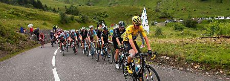 Team-Zukunft nach 2019 offen: Sky zieht sich aus dem Radsport zurück