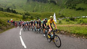 Sky-Radstar Chris Froome steht unter Dopingverdacht.