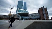 Neue Töne aus Frankfurt: EZB deutet Zinswende an