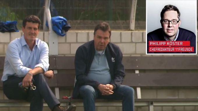 """Personalbeben beim HSV: Köster: """"Das ist purer Aktionismus"""""""