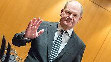 Der Tag: Scholz gibt auch Hamburger SPD-Vorsitz auf