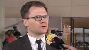 """Schneider zur neuen SPD-Ministerriege: """"Es war Zeit für einen Wechsel"""""""