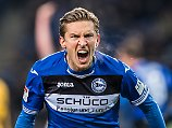 Koné trifft dreifach für Dynamo: Bielefeld verpasst Nürnberg den späten K.o.