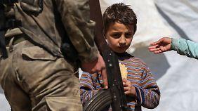 """Assad blockiert medizinische Hilfsgüter: Ost-Ghutas Kinder durchleben """"Hölle auf Erden"""""""