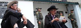 """Ohne Brüste kein Paradies"": Kolumbianer erleben kuriose Kongresswahl"