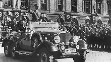 """""""Da öffnete sich die Hölle"""": Der Tag, als Hitler Österreich untergehen ließ"""