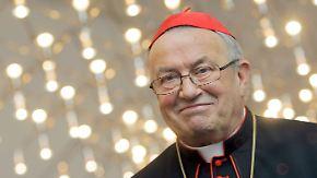 Kämpferischer Brückenbauer: Kardinal Lehmann stirbt mit 81 Jahren