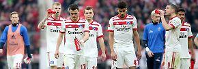 """Die Bundesliga in Wort und Witz: """"Wir haben alle gepennt. Das war unmännlich"""""""