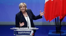 "Neuer Name für Front National: Le Pen setzt auf ""Rassemblement National"""
