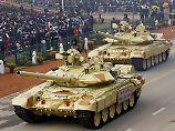 Der Tag: Weltweiter Waffenhandel nimmt zu