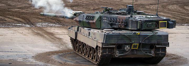 Mittlerer Osten und Indien größte Importeure: Sipri: Weltweiter Waffenhandel wächst