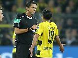 """""""Collinas Erben"""" taktieren: Aytekin kocht BVB und die Eintracht ab"""