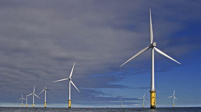 """""""Die Ausbaukosten für Windkraft an Land haben sich halbiert."""""""
