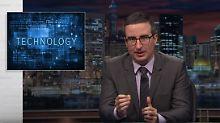 Der Börsen-Tag: John Oliver knöpft sich Bitcoin vor - und Beanie Babys