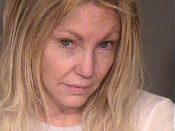 Heather Locklears aktuellstes Polizeifoto.