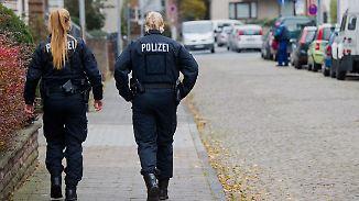 20 Angriffe täglich: Gewalt gegen Polizistinnen nimmt zu