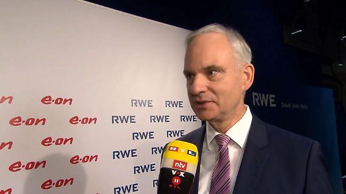 """Eon-Chef Teyssen zu Strom-Deal: """"Wir geben nichts auf, sondern schaffen Innovationskraft"""""""