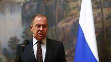Gegenmaßnahmen angedroht: Moskau lehnt britisches Ultimatum ab