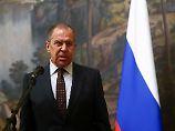 """Moskau: Sind """"unschuldig"""": Lawrow will Nervengift-Probe"""