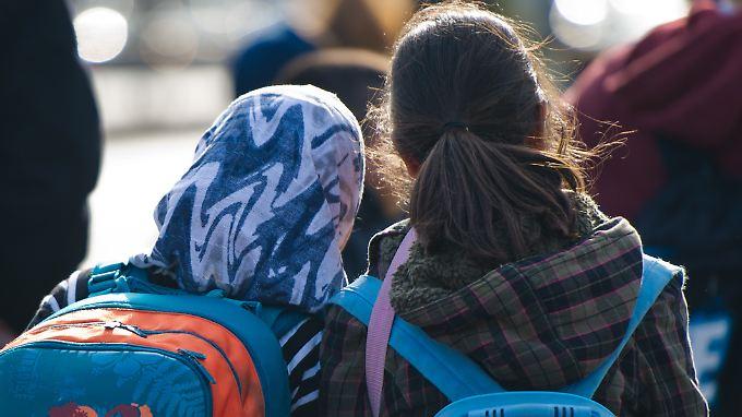 32,5 Prozent der Schülerinnen und Schüler in Deutschland haben einen Migrationshintergrund.