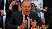 Europa und USA an Seite Londons: Russland droht May in Agenten-Affäre