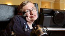 Der Wille zur Universaltheorie: Wie Stephen Hawking die Welt begeisterte