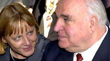 """Interview mit Heribert Schwan: """"Merkel wird machen, was Kohl vorhatte"""""""