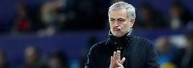 """""""Nichts Neues für diesen Verein"""": Mourinho belächelt die United-""""Schande"""""""