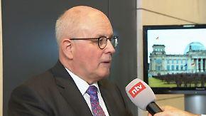 """Volker Kauder im n-tv Interview: """"Erwarte von Ministerien, dass sie in die Hufe kommen"""""""
