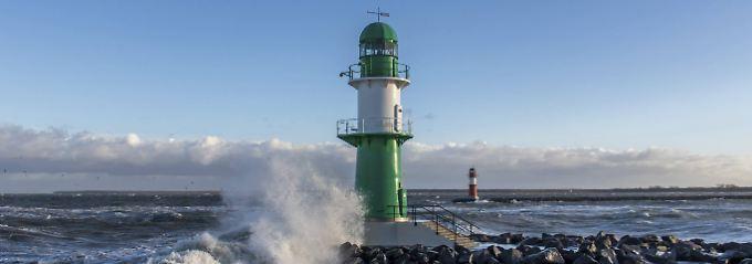 Seit Beginn des 20. Jahrhunderts ist der Meeresspiegel im Schnitt um 20 Zentimeter gestiegen. Dabei bleibt es nicht.