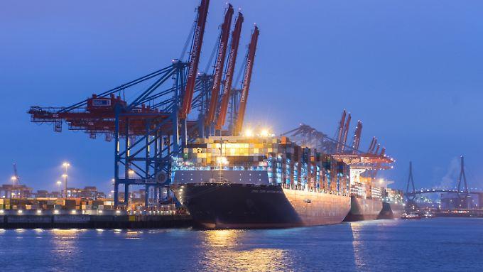 In iranischen Häfen sollen die Schiffe von CMA-CGM nicht mehr anlegen.