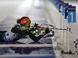 Der Sport-Tag: Biathlon-Königin Dahlmeier verballert Gesamtweltcup-Chance