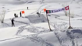 """""""Skifahren hat lange Tradition"""": Afghanistan sucht Normalität durch Wintersport"""