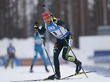 """Realist"" trotz Olympia-Coup: Peiffer bleibt ein Biathlon-Rätsel"